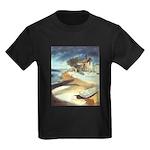 Rowboat-1st prize-=1750 Kids Dark T-Shirt