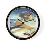 Rowboat-1st prize-=1750 Wall Clock