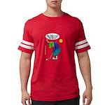 Be the ball (#2) Mens Football Shirt