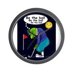 Be the ball (#2) Wall Clock