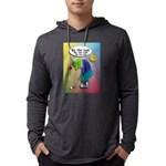 Be the Ball Mens Hooded Shirt