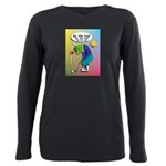 Be the Ball Plus Size Long Sleeve Tee