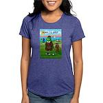 The Leader Womens Tri-blend T-Shirt