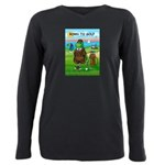 The Leader Plus Size Long Sleeve Tee