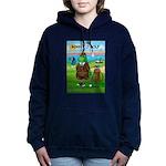 The Leader Women's Hooded Sweatshirt