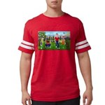 Frustrated Golfers Mens Football Shirt