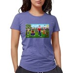 Frustrated Golfers Womens Tri-blend T-Shirt