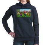 Frustrated Golfers Women's Hooded Sweatshirt