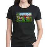 Frustrated Golfers Women's Classic T-Shirt