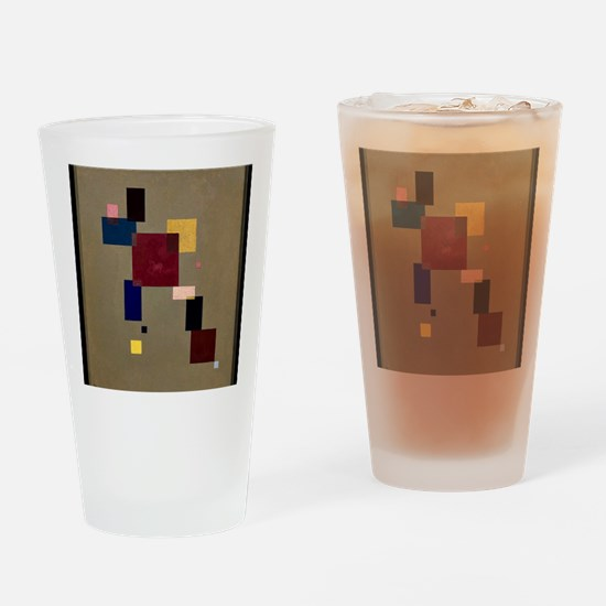 Cool Rectangle Drinking Glass