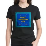 I GOLF-TURQ-Fancy1 Women's Classic T-Shirt