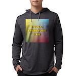 I GOLF-Gradient Mens Hooded Shirt