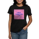 I GOLF-pink Women's Classic T-Shirt
