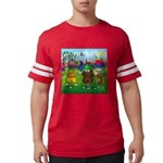 TILE-GolfingFROGS2 Mens Football Shirt