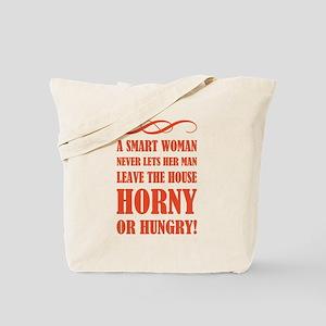 A SMART WOMAN Tote Bag