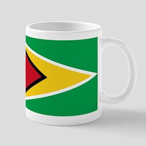 Guyana Flag Mugs