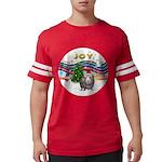 R-XmasMusic1-GuineaPig2-HAT Mens Football Shir