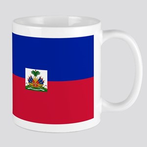 Haiti Flag Mugs