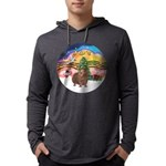 R-XmasMusic2-GuineaPig3 Mens Hooded Shirt