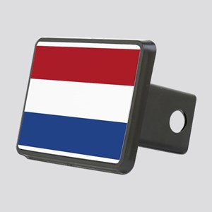 Holland Flag Hitch Cover