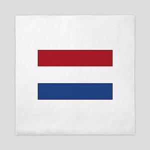Holland Flag Queen Duvet