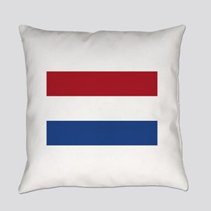 Holland Flag Everyday Pillow