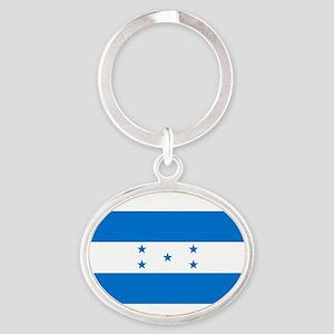 Honduras Flag Keychains