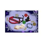 Christmas Rectangle Magnet
