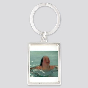 The Swimmer Keychains