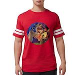 R-Angel3-ShetlandPony Mens Football Shirt
