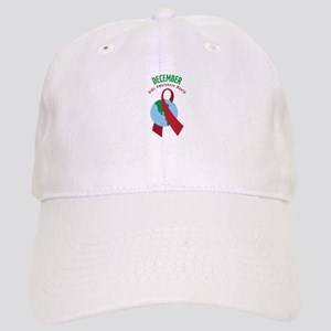 AIDS Awareness Month Baseball Cap