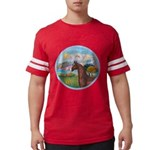 ORN-AngelStar-ArabianHorse Mens Football Shirt
