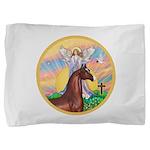 Blessings - Horse (Ar-brown) Pillow Sham