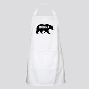 Momma Bear Light Apron