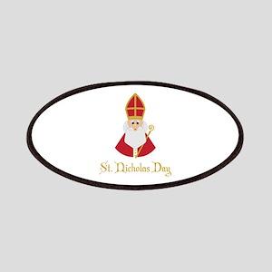 St Nicholas Day Patch