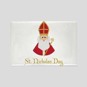 St Nicholas Day Magnets
