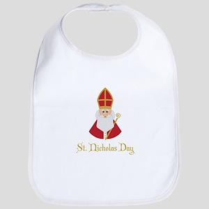 St Nicholas Day Bib