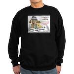 Lost Pet Squad Mens Sweatshirt (dark)