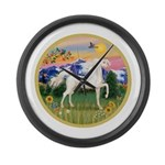 Mountain Country - White Arabian Horse Large W