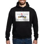 Chain Mens Logo Sweatshirt Hoodie (dark)