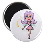 Pink Fairy Magnet