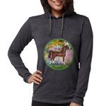 Garden (Monet) - Brown Arabian Horse Womens Ho