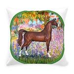 Garden (Monet) - Brown Arabian Horse Everyday