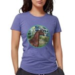 ORN-Bridge-ArabianHorse Womens Tri-blend T-Shi