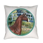 ORN-Bridge-ArabianHorse Everyday Pillow