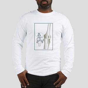 KneeFinalArt Long Sleeve T-Shirt
