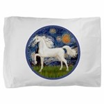 Starry / Arabian Horse (W1) Pillow Sham