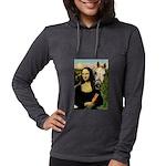 Mona's Arabian Horse (1) Womens Hooded Shirt