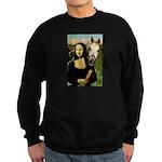 Mona's Arabian Horse (1) Sweatshirt (dark)