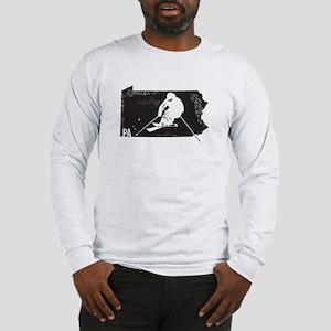 Ski Pennsylvania Long Sleeve T-Shirt
